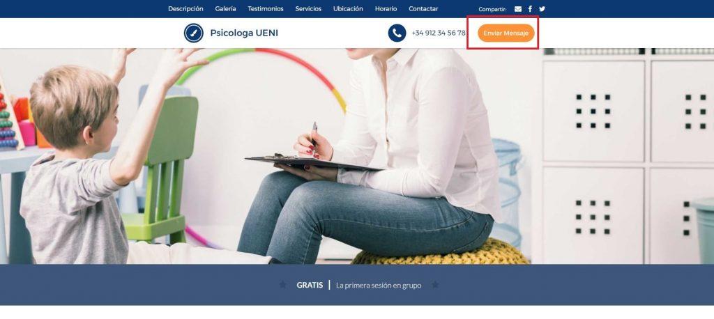 como abrir crear pagina web profesiona gratis hero
