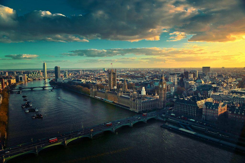 best city to start a business uk london