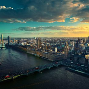 best city to start a business uk london