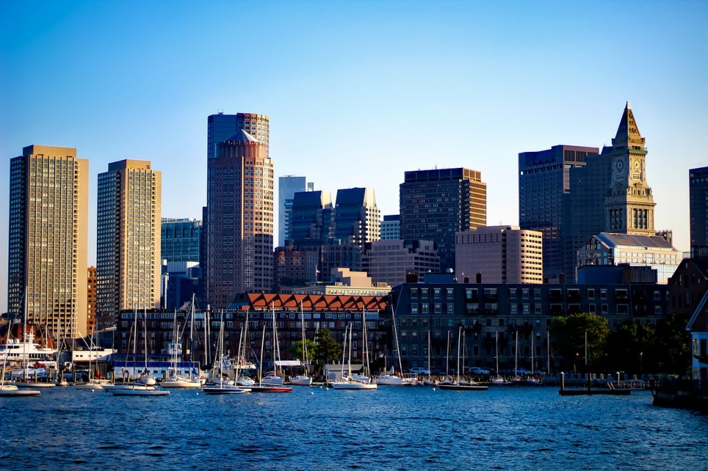 best city to start a business us boston