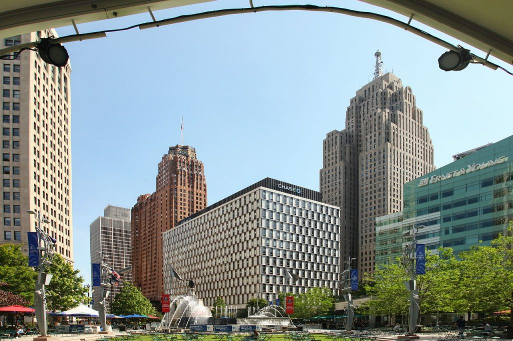 best city to start a business us detroit
