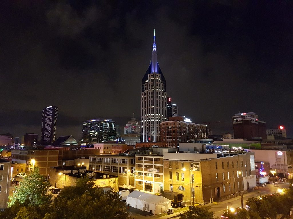 best city to start a business us nashville