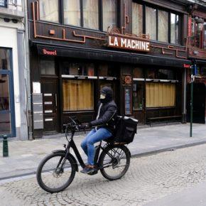 closed shops in Europe amidst coronavirus outbreak