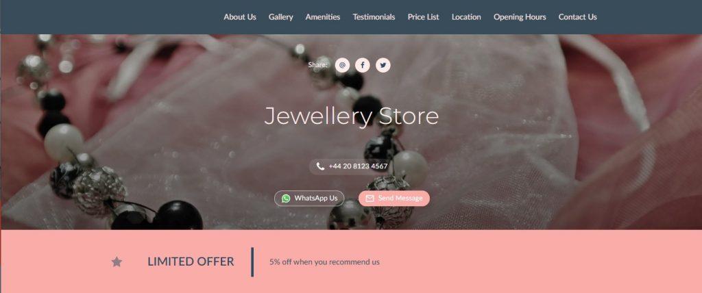 Jewellery Store Modern 1024x428
