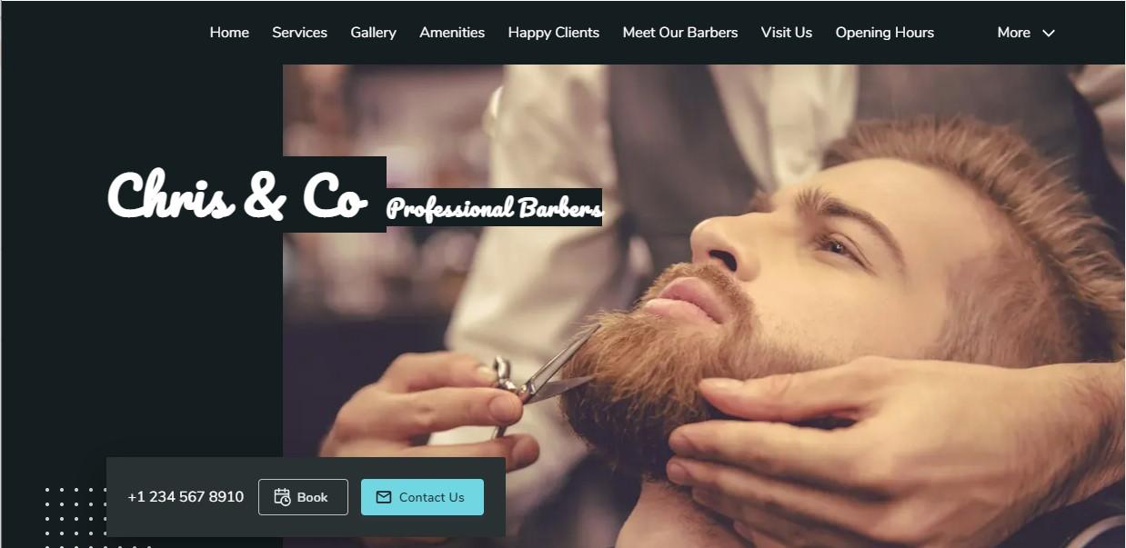 Chris & CO Barbershop
