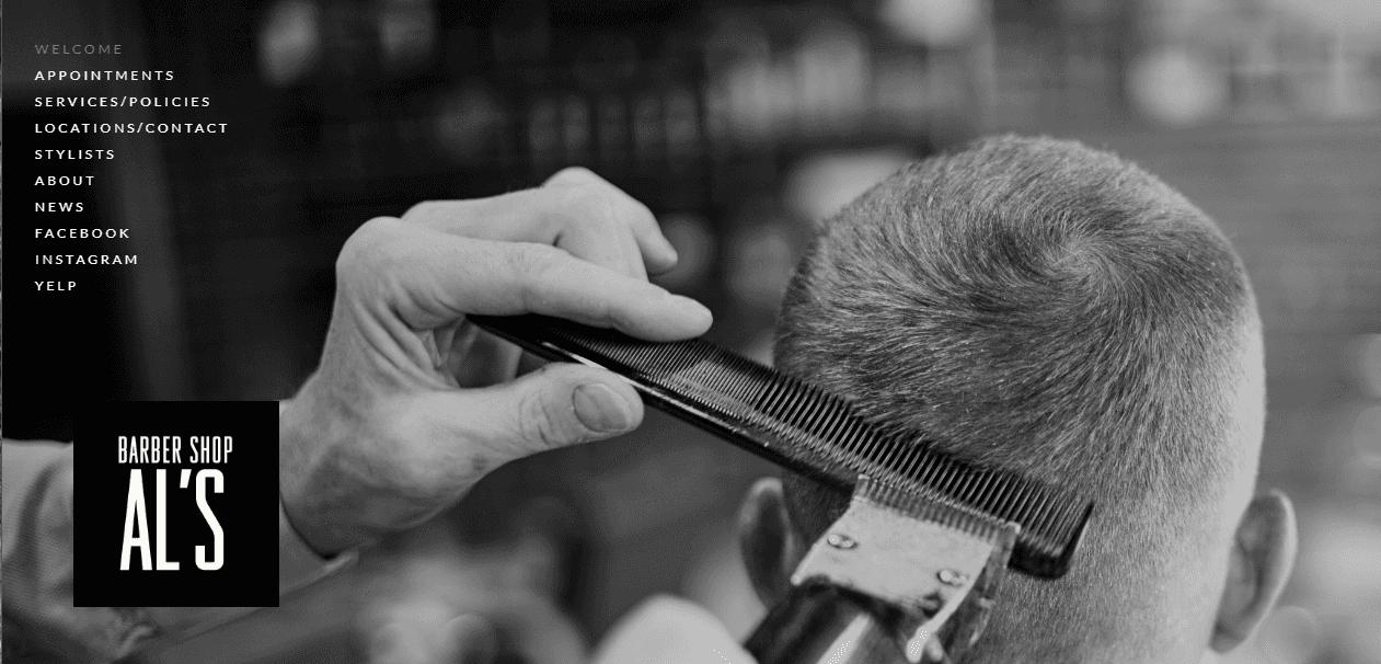 Al's Barbershop