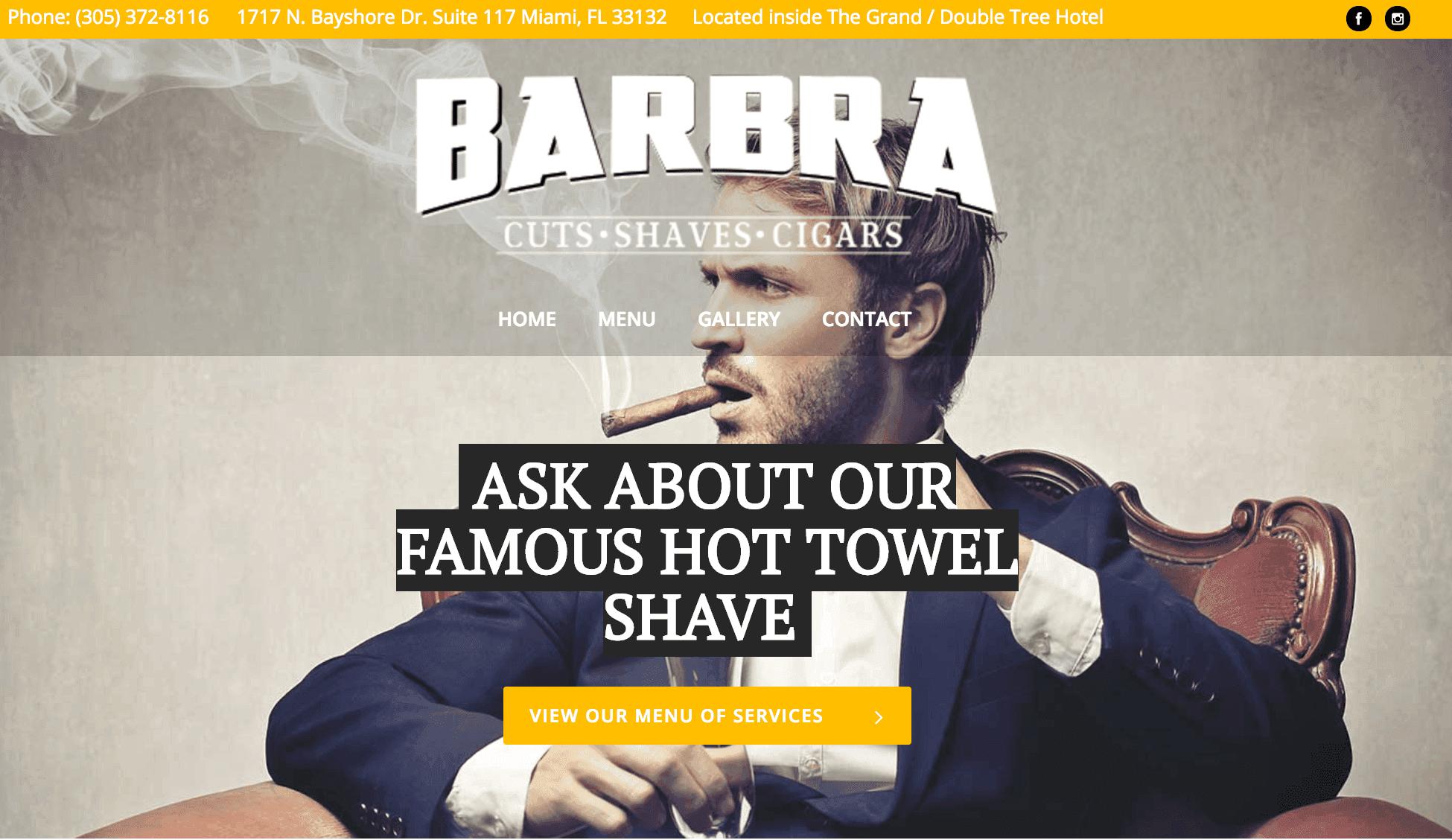 Barbra Barbershop