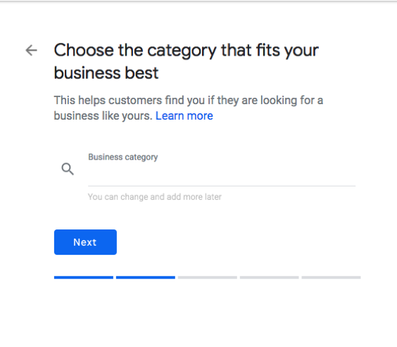 Category Business