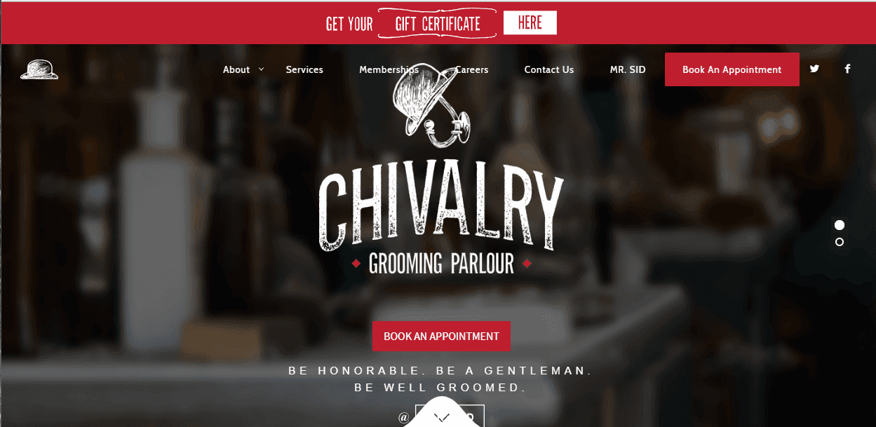 Chivalry Grooming Parlour