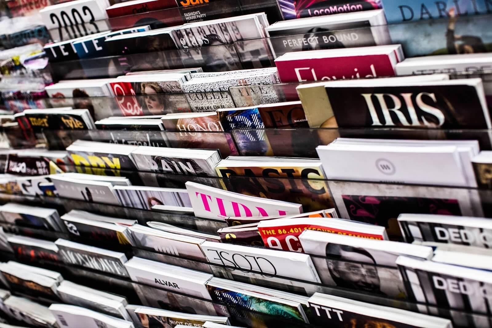 Advertise Magazine