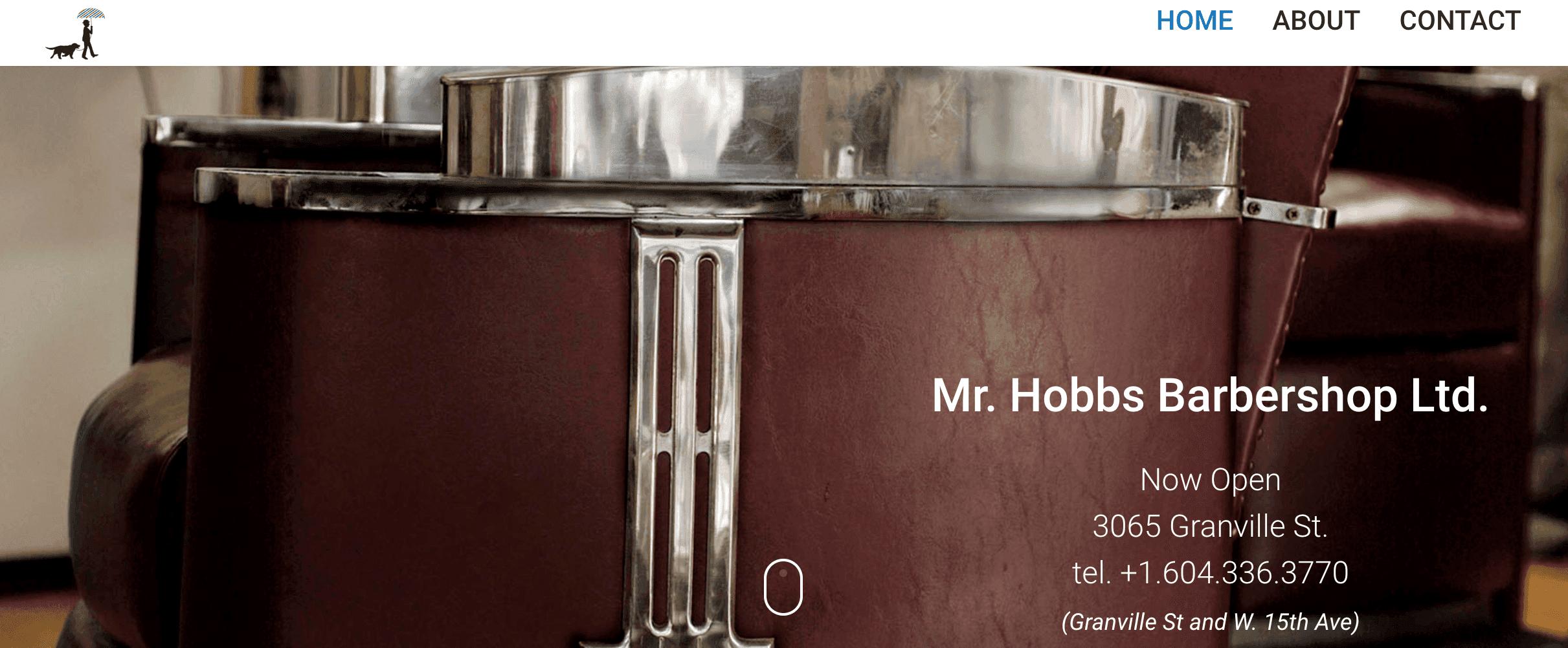 Mr Hobbs Barbershop