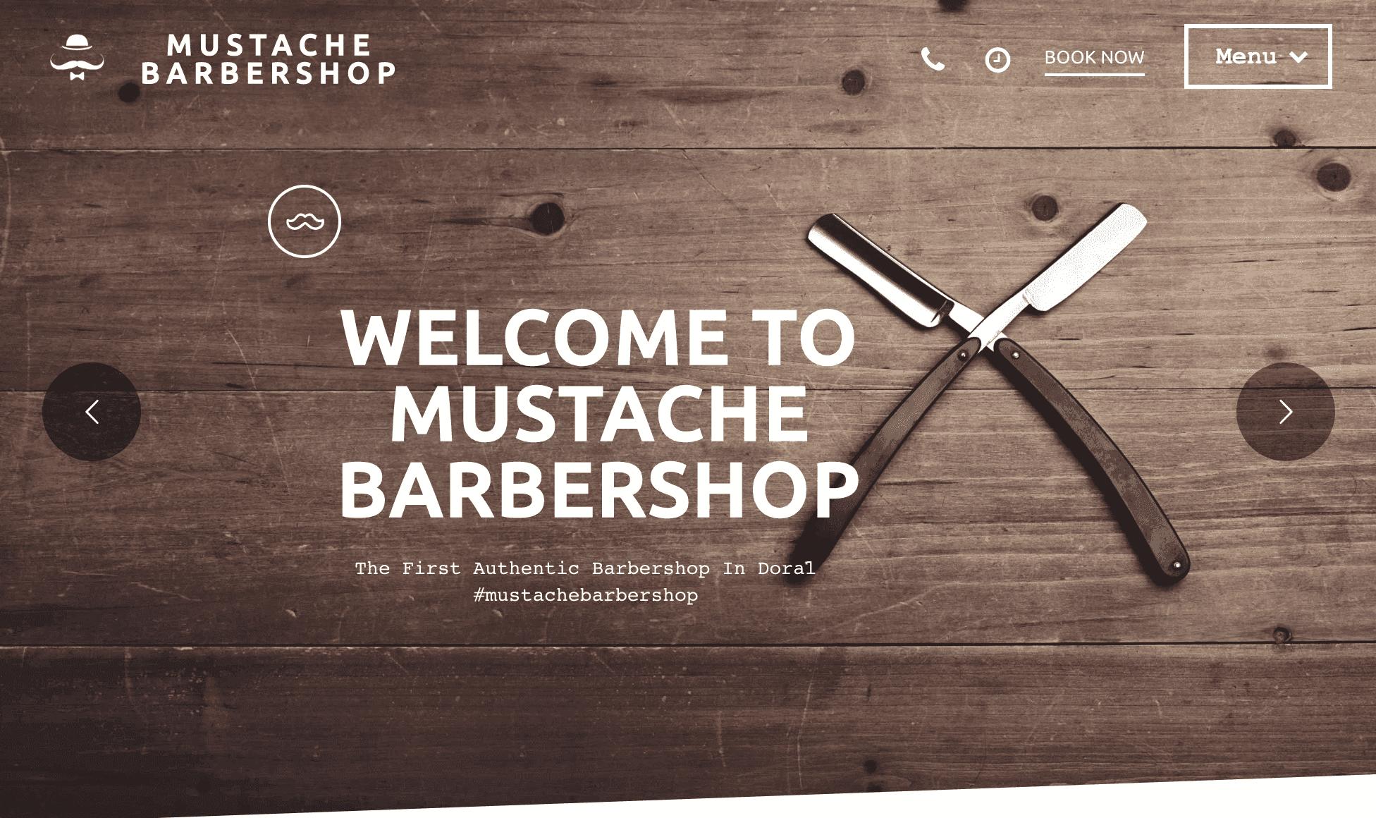 Mustache Barbershop