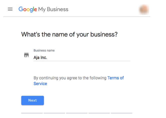 Name Business