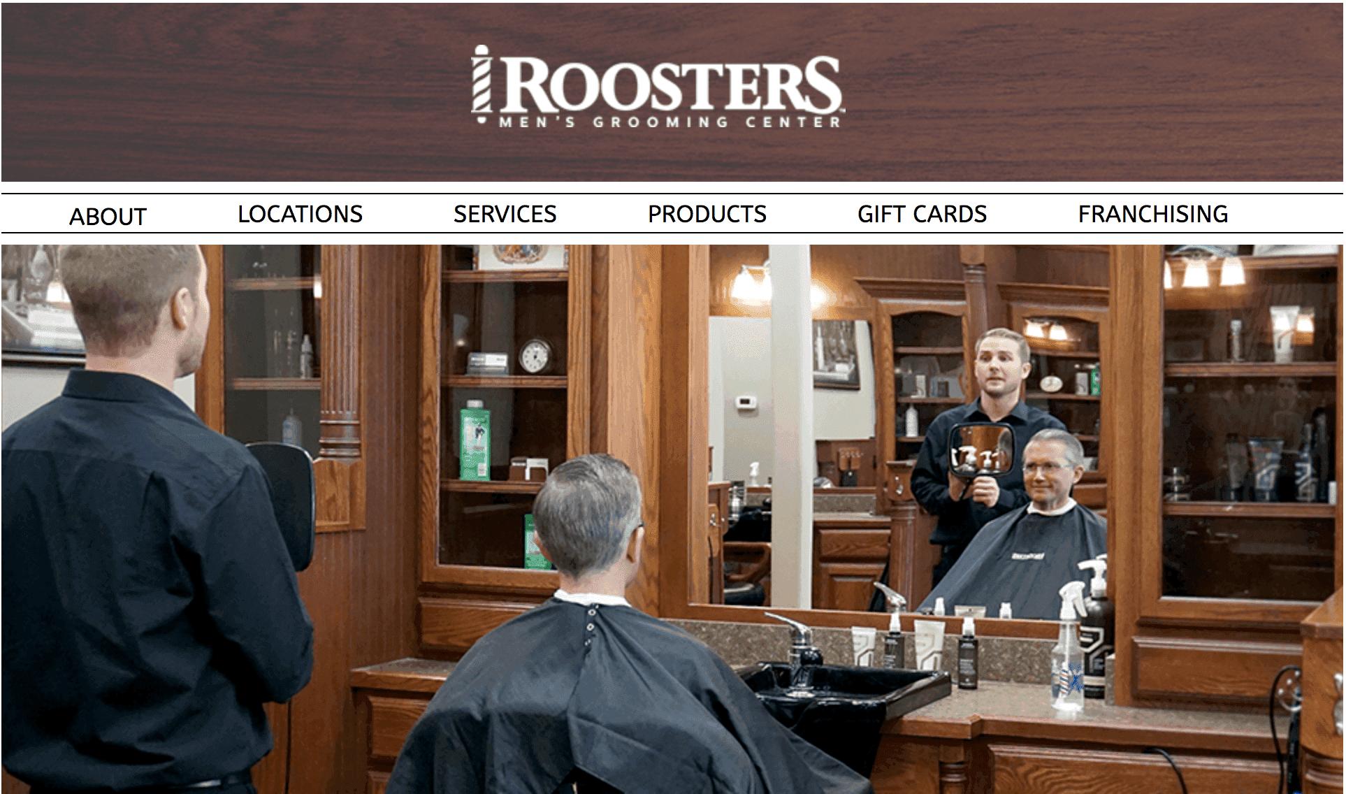 Roosters Men's Grooming