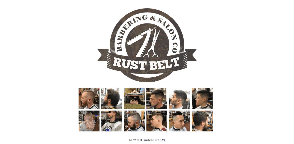 Rust Belt Barbering