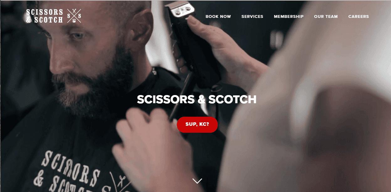 Scissors & Scotch