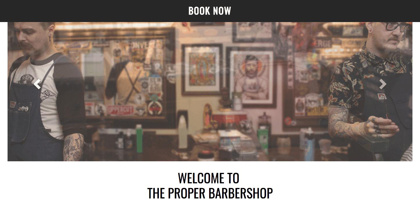 The Proper Barbershop