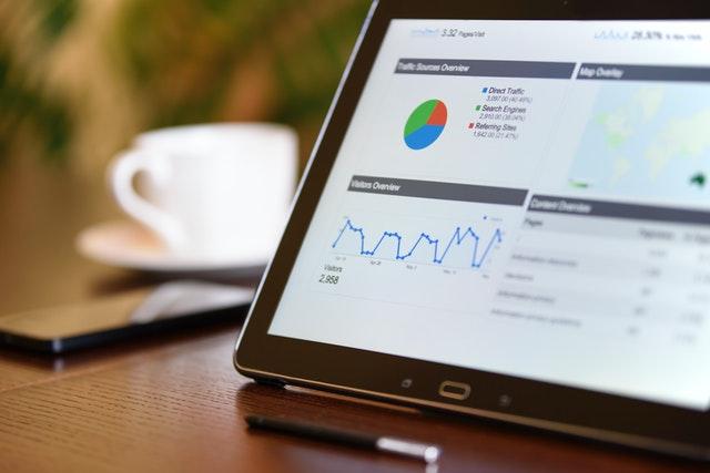 A website's analytics