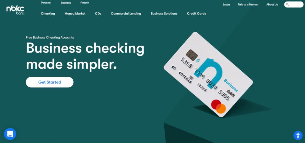 NBKC Checking Account
