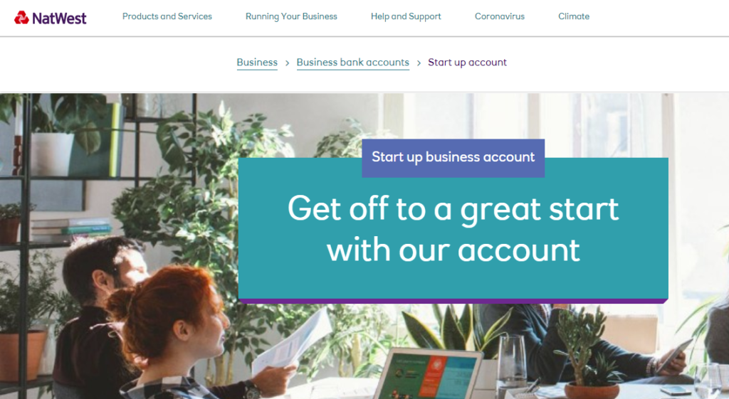 NatWest Business Current Account